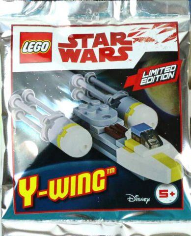 Bricklink Set 911730 1 Lego Y Wing Foil Pack Star Warsmini
