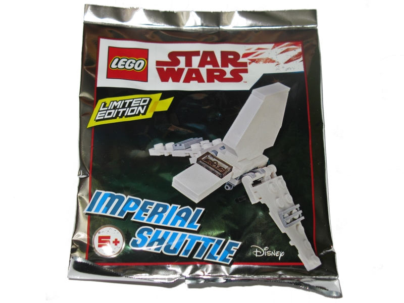 Bricklink Set 911833 1 Lego Imperial Shuttle Foil Pack Star
