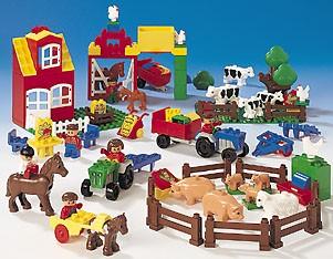 BrickLink - Set 9133-1 : Lego Lego Duplo Farm [Educational &  Dacta:Duplo:Duplo, Town:Farm] - BrickLink Reference Catalog