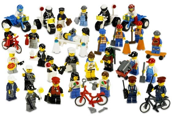 lego community workers - Community Workers