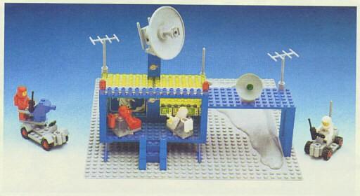 Bricklink Set 926 1 Lego Command Centre Center Spaceclassic