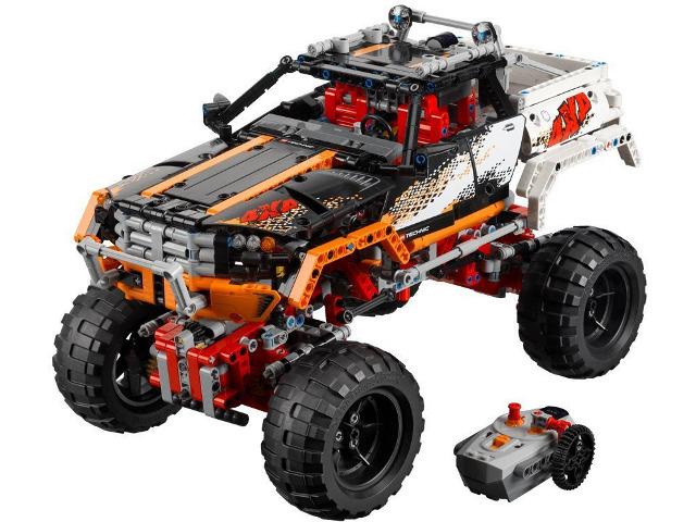 Bricklink Set 9398 1 Lego 4 X 4 Crawler Technicmodeloff Road