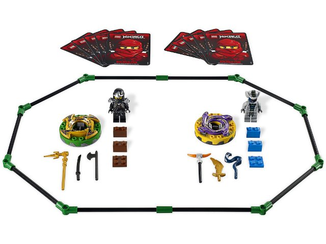 BrickLink - Set 9579-1 : Lego Starter Set [Ninjago] - BrickLink Reference  Catalog