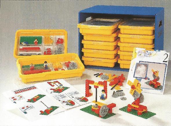BrickLink - Set 9640-1 : Lego Gear Classroom Pack (Gears Class ...