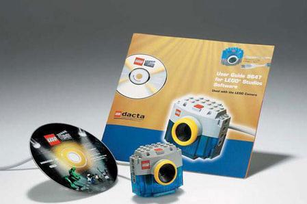 Camera Lego Driver : Bricklink set lego studios camera and software