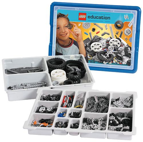 BrickLink - Set 9648-1 : Lego Mindstorms Education Resource Set ...