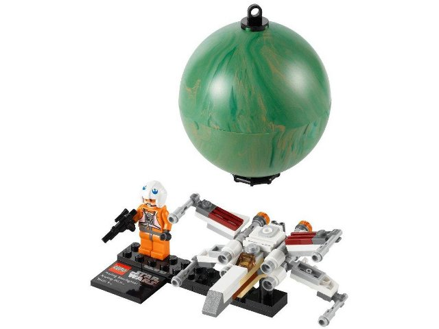 BrickLink - Set 9677-1 : Lego X-wing Starfighter & Yavin 4 [Star  Wars:Planet Series 2:Star Wars Episode 4/5/6] - BrickLink Reference Catalog