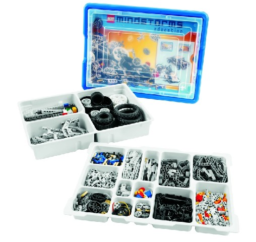 Bricklink Set 9695 1 Lego Mindstorms Education Resource Set