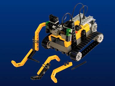 BrickLink - Set 9719-1 : Lego Robotics Invention System, Version 1 0