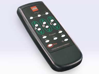 BrickLink - Set 9738-1 : Lego Remote Control [Mindstorms:RCX