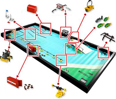 BrickLink - Set 9762-1 : Lego FIRST LEGO League (FLL