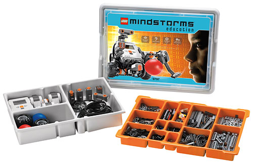 BrickLink - Set 9797-1 : Lego Mindstorms Education NXT Base Set