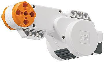 BrickLink - Set 9842-1 : Lego NXT Servo Motor [Mindstorms
