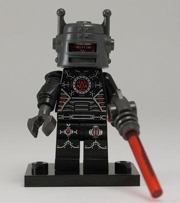 LEGO SERIES 8 EVIL ROBOT SEALED
