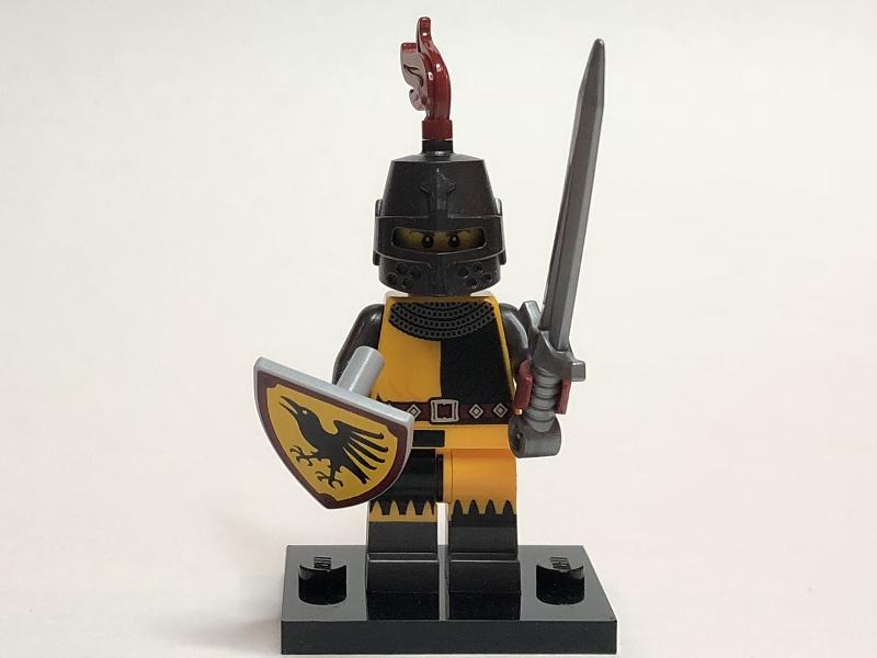 NEW LEGO Series 20 MINIFIGURES TOURNAMENT KNIGHT UNASSEMBLED