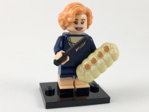 LEGO HARRY POTTER MINIFIGURES QUEENIE GOLDSTEIN