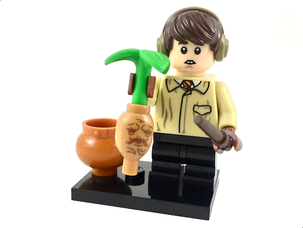 No.6 Neville Longbottom LEGO Wizarding World Minifigure Removed from packet