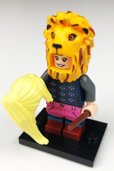 Luna Lovegood Lego Minifigure Series 2