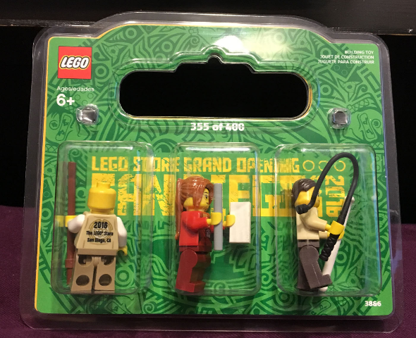 BrickLink - Set SanDiego-2 : Lego LEGO Store Grand Opening Exclusive ...