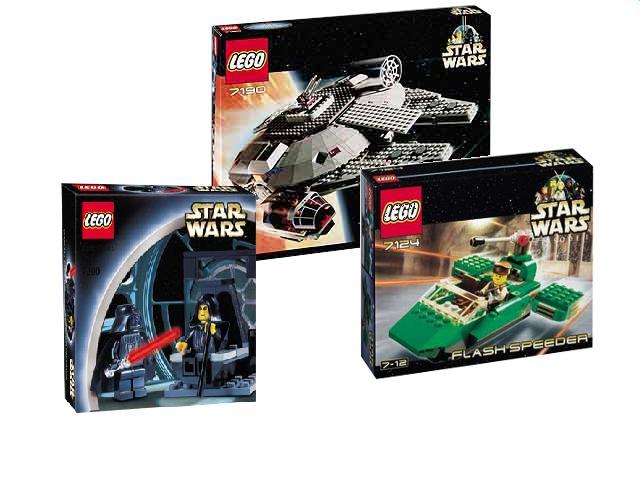 BrickLink - Set VP-10 : Lego Star Wars Value Pack with Free LEGO ...