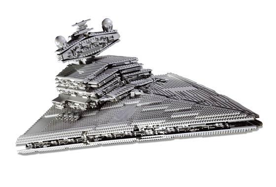 Bricklink Set 10030 1 Lego Imperial Star Destroyer Ucs Star