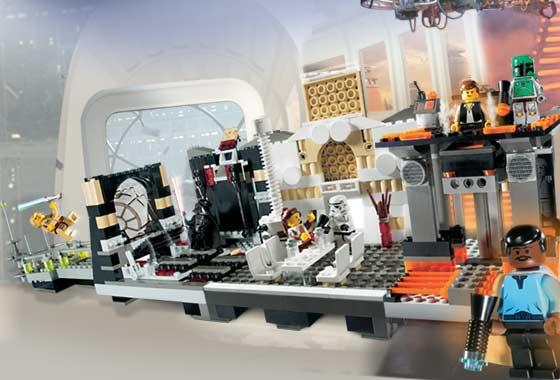 Bricklink Set 10123 1 Lego Cloud City Star Warsstar Wars