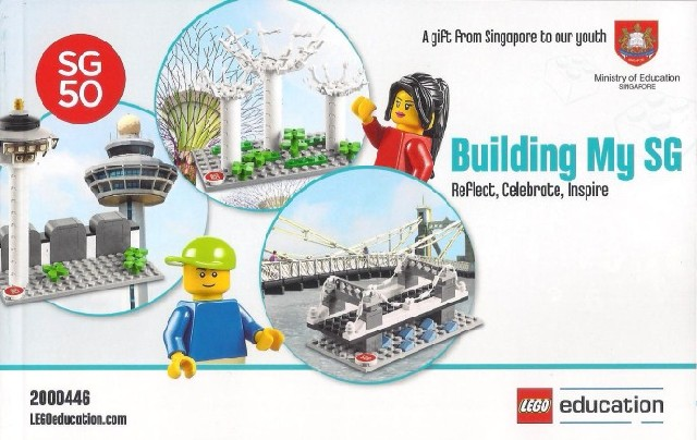 SG50 SPECIAL Singapore Limited set NEW Lego 2000446 BUILDING MY SG SET