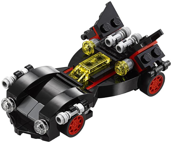 LEGO® The Batman Movie POLYBAG 30526 The Mini Ultimate Batmobile NEW SEALED