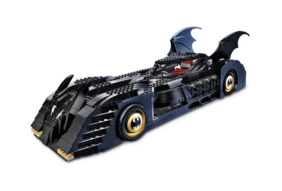 Lego The Batmobile Ultimate Collectors' Edition