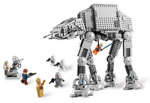 Bricklink Set 8129 1 Lego At At Walker Star Warsstar Wars