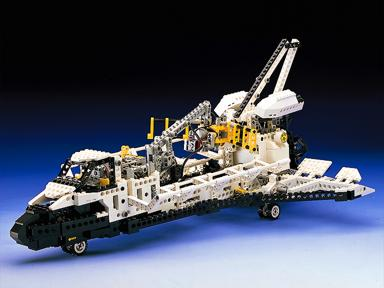 space shuttle lego technic - photo #10