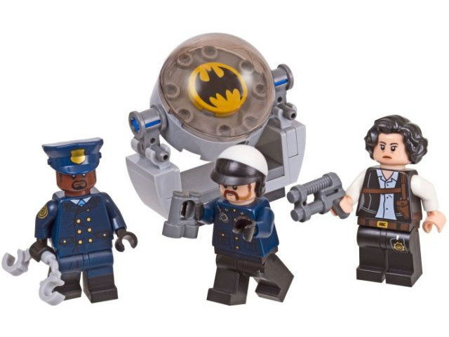 853651 - Gotham City Police Department Pack