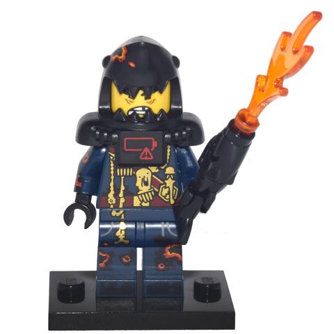 Lego Ninjago Movie Minifigure Series Shark Army Great White