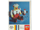 Set No: 00  Name: Puppet Set - Quaker/Life Cereal