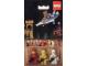Set No: 0015  Name: Space Mini-Figures
