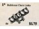 Set No: 1  Name: Bulldozer Chain Links