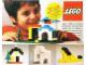 Set No: 1  Name: Small Basic LEGO Set