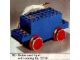 Set No: 100  Name: 4.5V Motor with Wheels (Small Version)