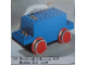 Set No: 100  Name: 4.5V Motor with Wheels (Large Version)