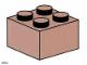 Set No: 10004  Name: 2 x 2 Sand Red Bricks