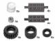 Set No: 10049  Name: Large Wheels and Axles