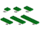 Set No: 10059  Name: Green Plates 2 x n