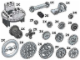 Set No: 10076  Name: Technic Gear Wheels