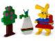 Set No: 10168  Name: Mrs. Bunny polybag