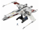 Set No: 10240  Name: Red Five X-wing Starfighter - UCS (2nd edition)