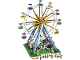 Set No: 10247  Name: Ferris Wheel