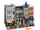 Set No: 10255  Name: Assembly Square
