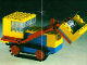 Set No: 102A  Name: Front-End Loader (First Version with Type A Motor 12 x 4 x 4)
