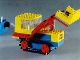 Set No: 102A  Name: Front-End Loader (Second Version with Type B Motor 12 x 4 x 3 1/3)