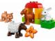 Set No: 10522  Name: Duplo Farm Animals